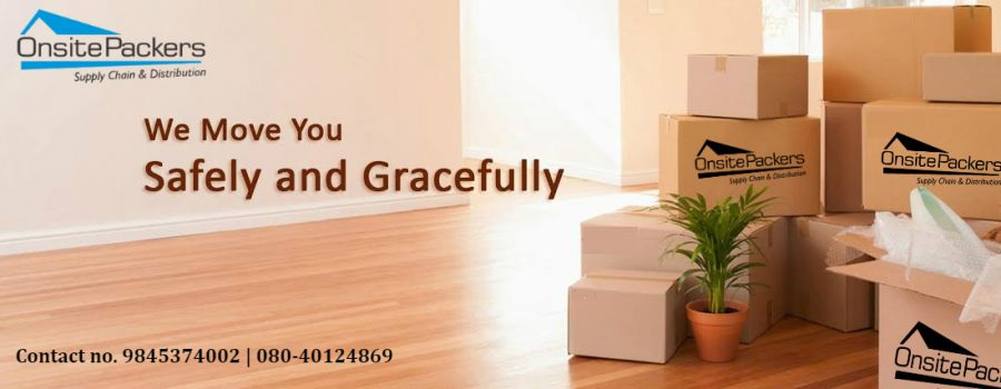 Packers and Movers Service Bangalore