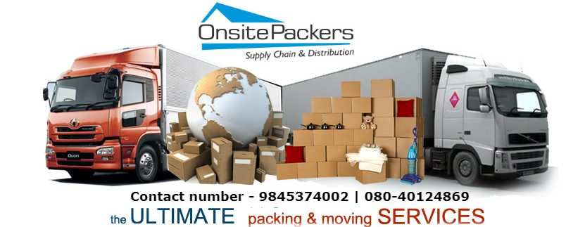 Onsite packers and movers bangalore
